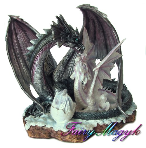 Nemesis Now Fledgling and Guardian (2 Dragons) : Fairy Magyk, For ...