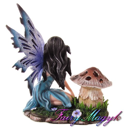 Nemesis Now Fairy with Incense Burner Luminaria - Click Image to Close
