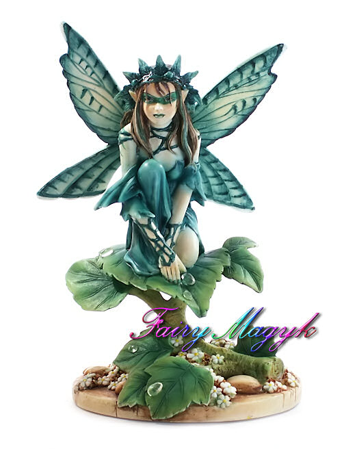 Linda Ravenscroft Fairy Figurine Vedure Fae