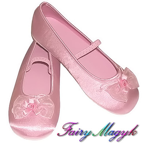 Pink Fairy/Party Shoes