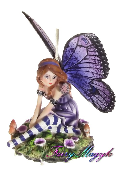 Nemesis Now Fairy Wind Chime Natalie